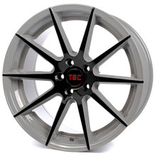 Tec Speedwheels GT-7 black grey