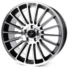 Keskin KT15 Speed black front polish