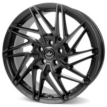 Meisterwerk Wheels MW01 matt black