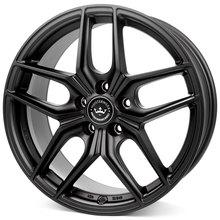 Meisterwerk Wheels MW02 matt black