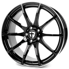TOMASON TN1 Black Rim Polished