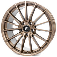 V1 Wheels V2 Bronze Matt lackiert
