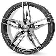Dotz Interlagos Gunmetal polished
