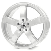 Tec Speedwheels AS1 Kristall silber