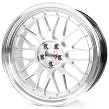 RStyle Wheels RS03 silver horn polished