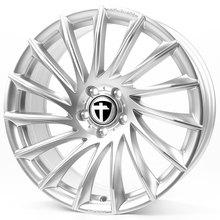 TOMASON TN16 Bright Silver