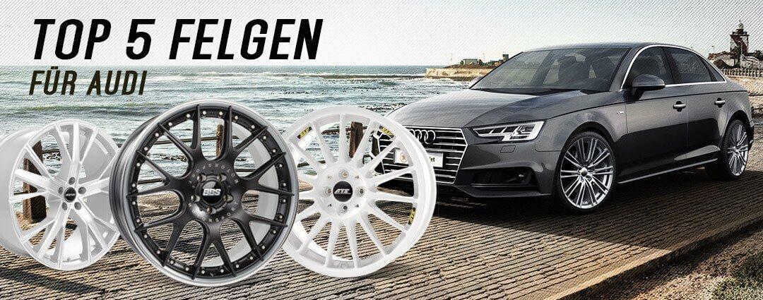 Felgen für Audi
