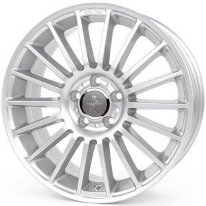Keskin KT15 Speed silver painted