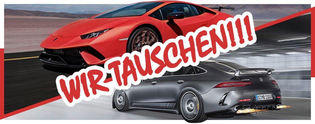 Lamborghini Huracan vs. AMG GT 63 S
