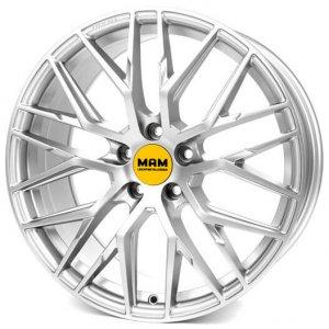 MAM RS4 matt silver painted