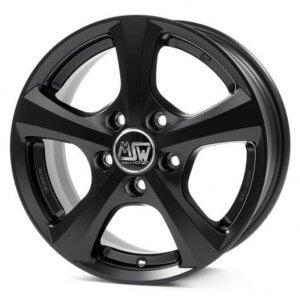 MSW 19 matt black