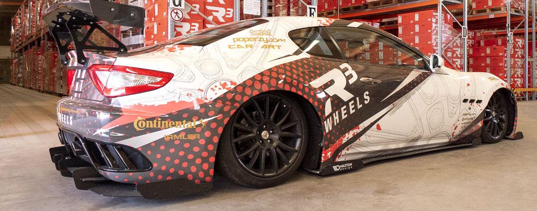 Maserati Umbau Teil 2