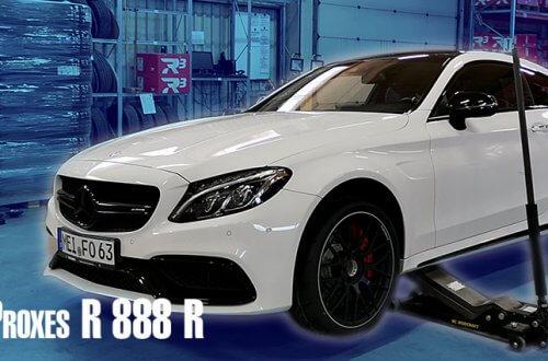Mercedes-C63 Toyo Tires