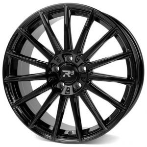 R3 Wheels R3H07 black