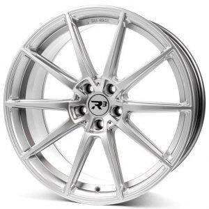 R3 Wheels R3H03 hyper silver