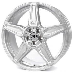R3 Wheels R3H08 silver