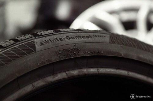 Reifen mit Reifenbezeichnung Continental WinterContact