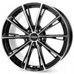 Advanti Racing Predator black / polished