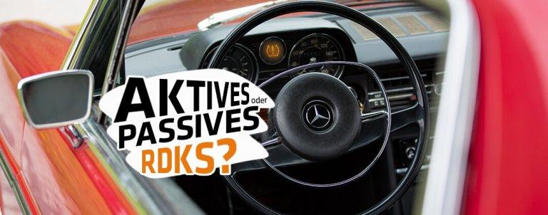Aktives oder passives RDKS? So erkennst du den Unterschied