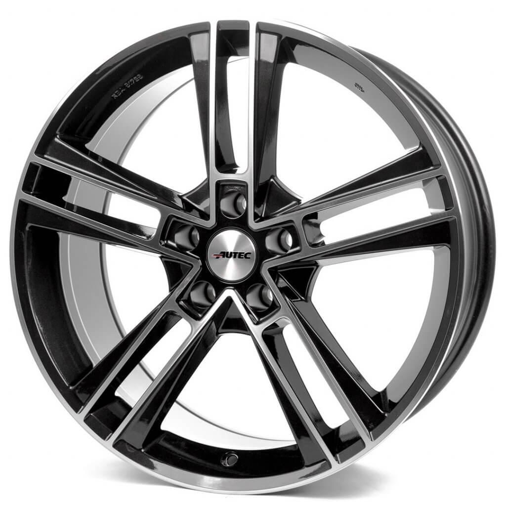 Autec Rias schwarz metallic poliert