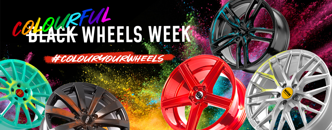 Colourful Wheels Week