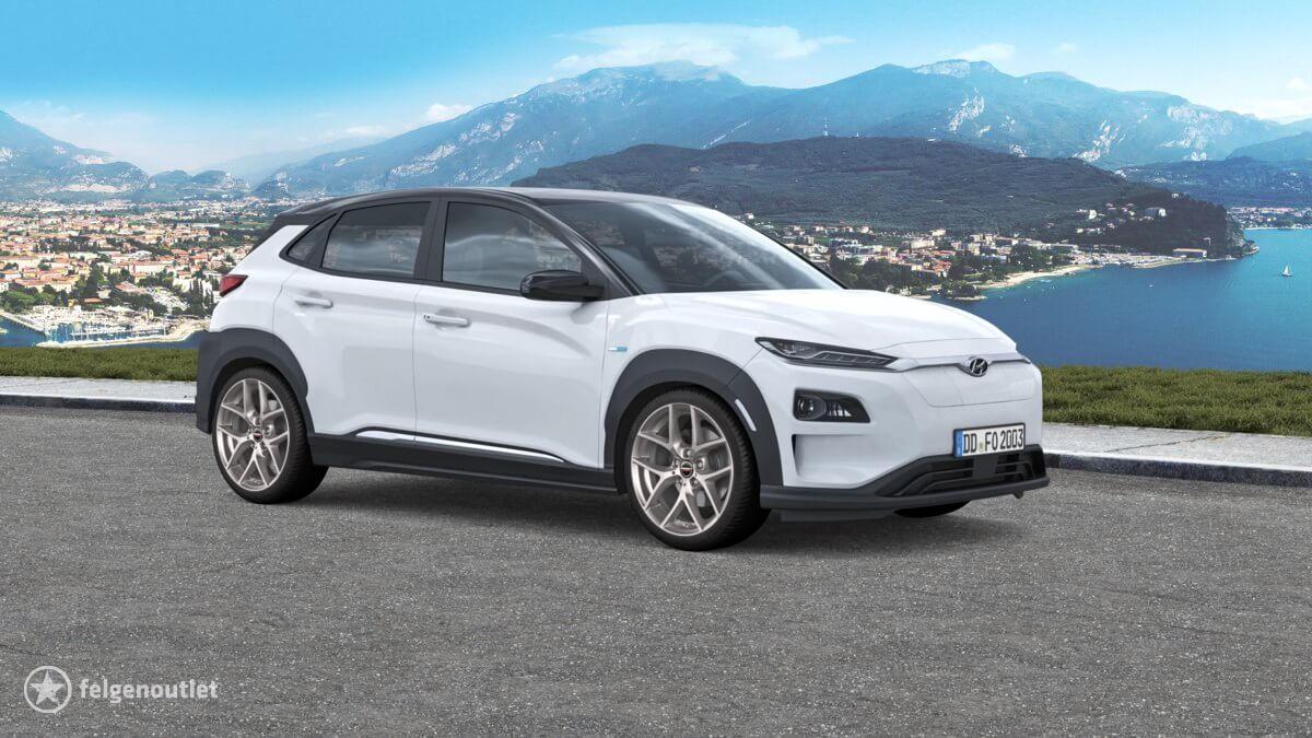 Borbet Y titan matt Hyundai Kona SUV Elektro
