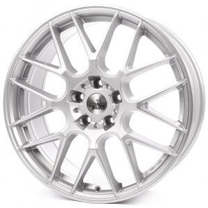 Cheetah Wheels CV3 silver