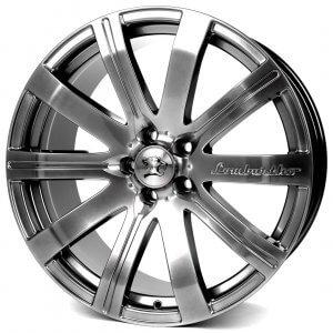 Cheetah Wheels Lombartho hyper black