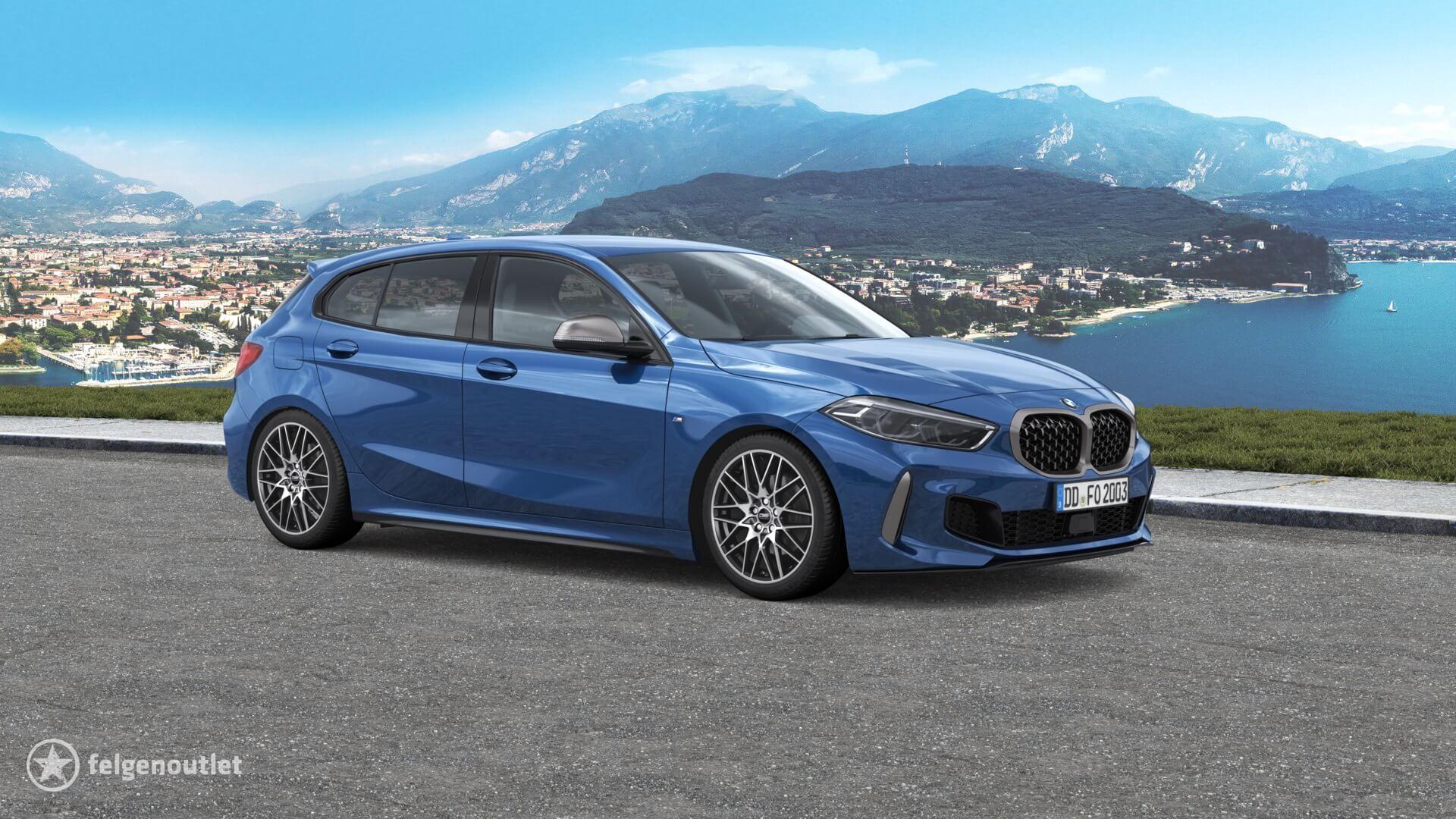CMS C25 DB BMW 1er Schrägheck