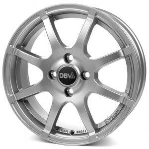 DBV Bali II silber metallic lackiert