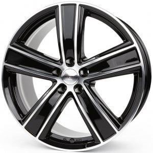 Dezent TH black/polished front