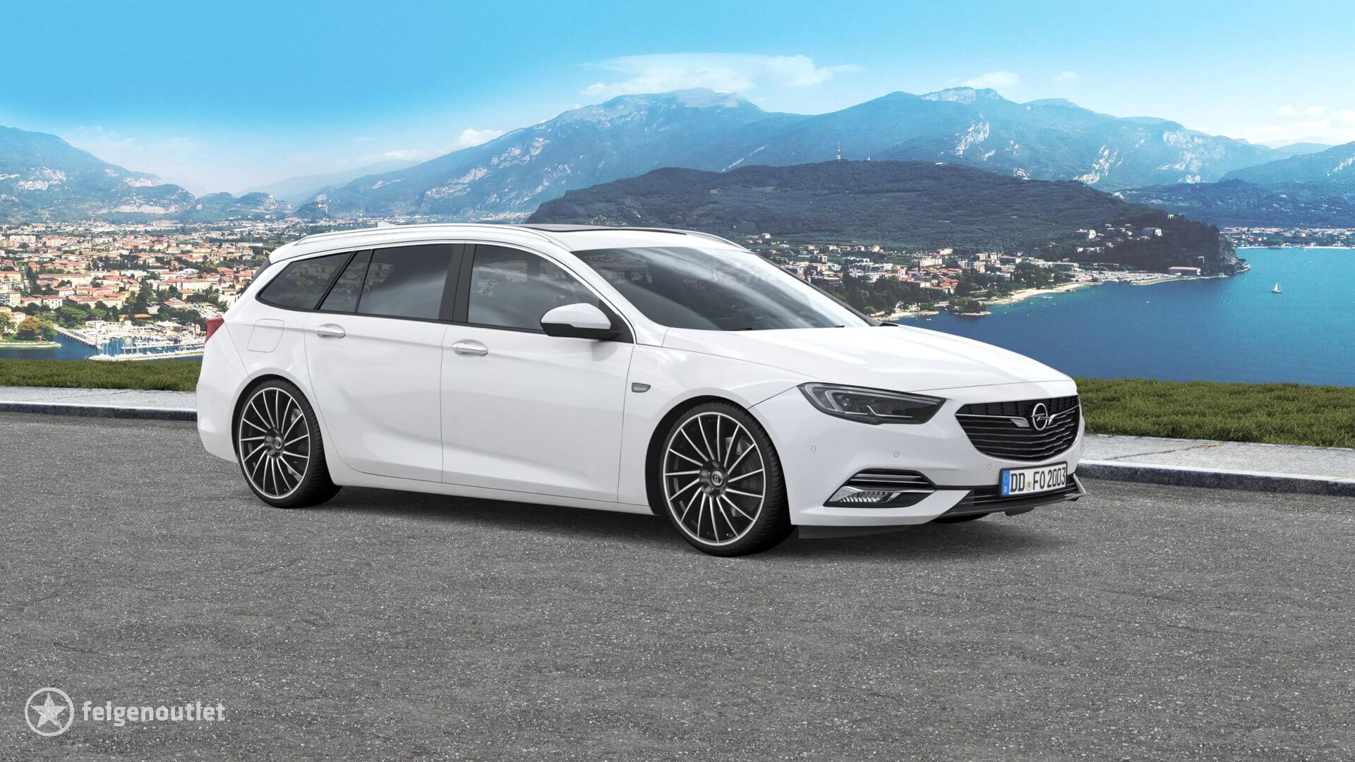 Diewe Briosa nero machined Opel Insignia Sports Tourer