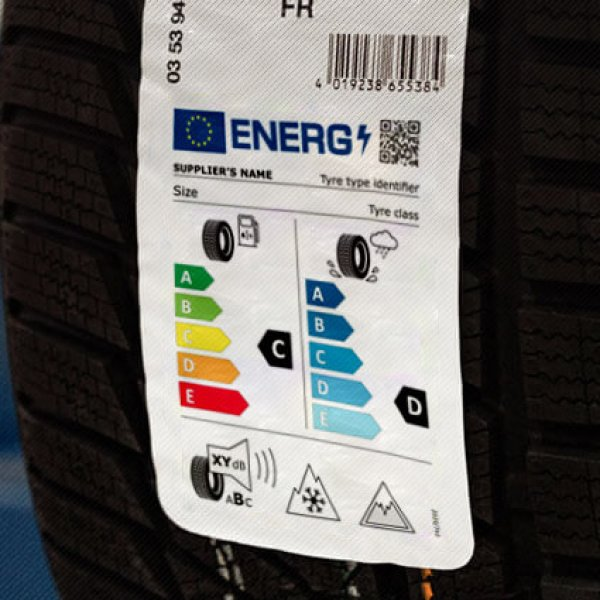EU-Reifenlabel 2021