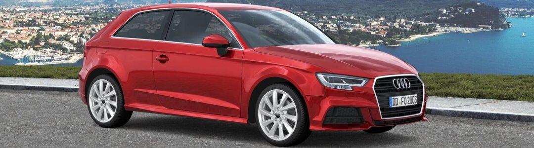 Ronal R70 platinum-silber Audi A3 Schrägheck