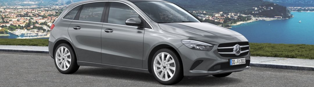Ronal R70 platinum-silber Mercedes-Benz B-Klasse Kompaktvan