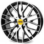 MAM RS4 black front polished