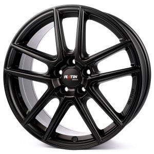 Platin P73 racing-schwarz