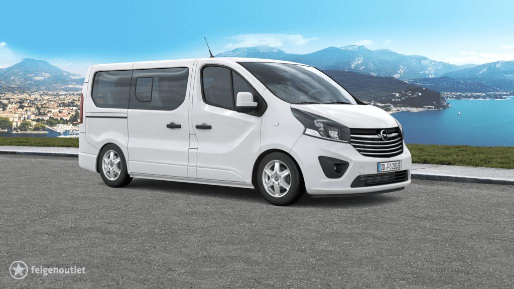 ProLine PV/T AS Opel Vivaro Kleintransporter