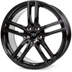 R3 Wheels R3H01 black
