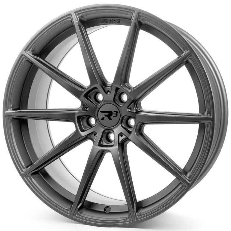 R3 Wheels R3H03 anthracite-matt