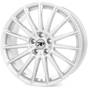 R3 Wheels R3H07 silver