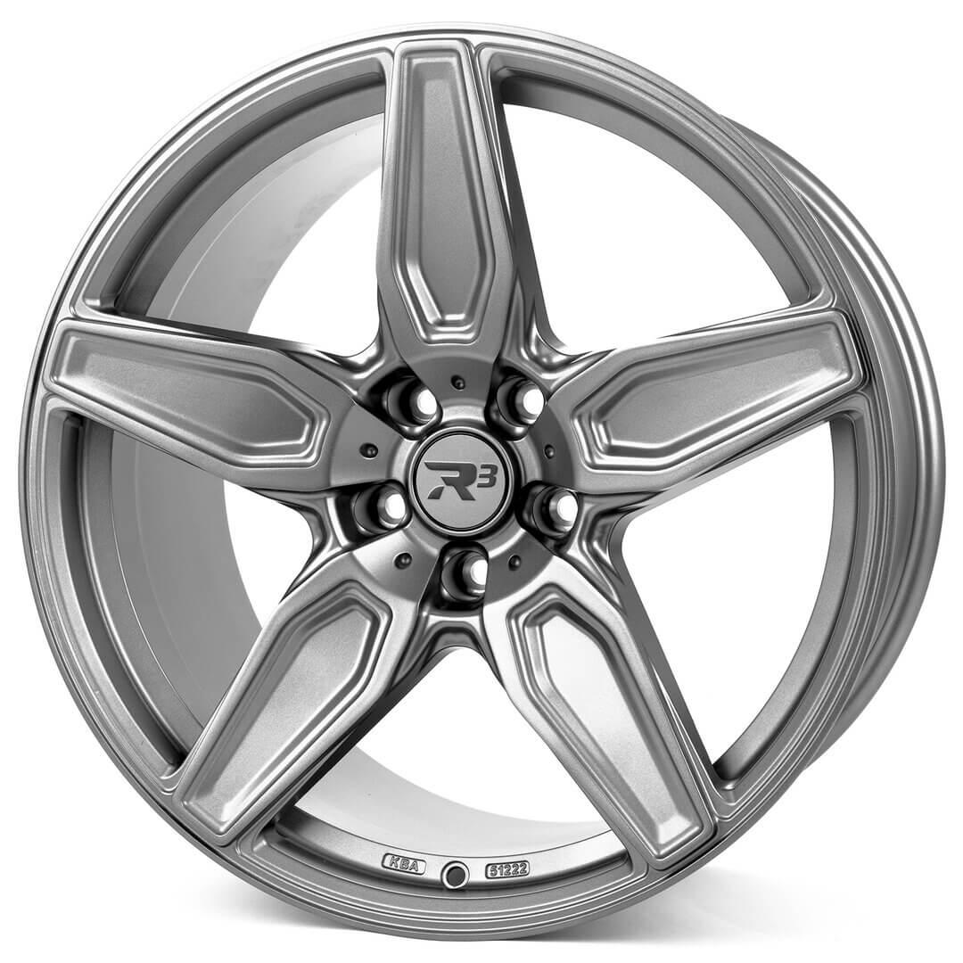 R3 Wheels R3H08 anthracite-matt
