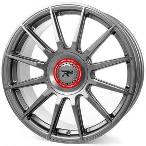 R3 Wheels R3H10 anthracite