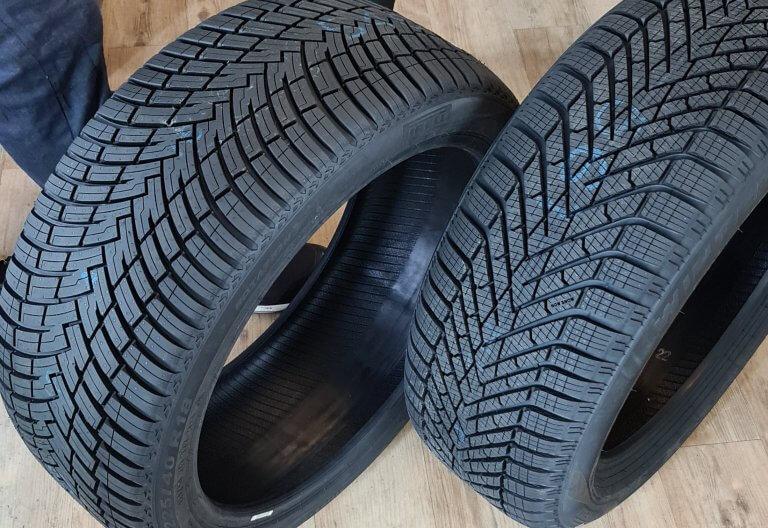 Pirelli Reifenprofile im Vergleich