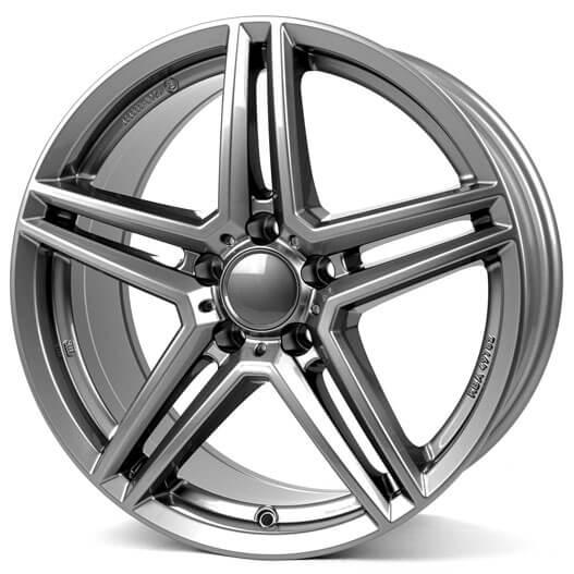 Rial M10 metal-grey