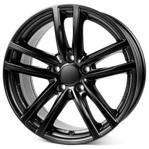 Rial X10 racing-schwarz
