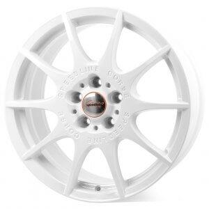 Speedline SL2 Marmora Rallye-weiß