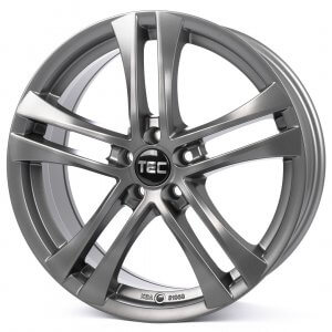 Tec Speedwheels AS4 gun-metal