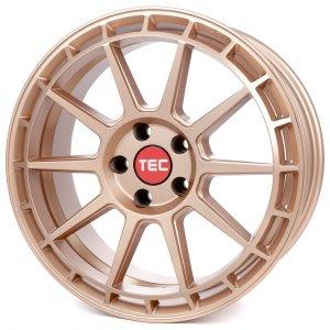 Tec Speedwheels GT-8 18 Zoll rosé-gold