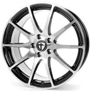 Tomason TN1 black polished
